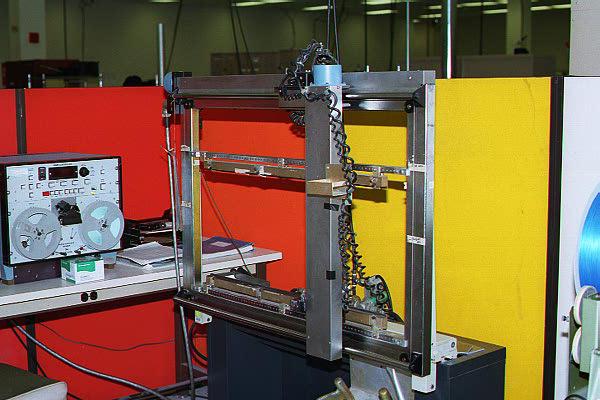 semi automated wire wrap